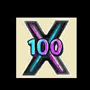 Fortnite Season Level 100 emoji