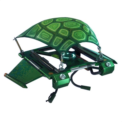 Fortnite Half Shell glider