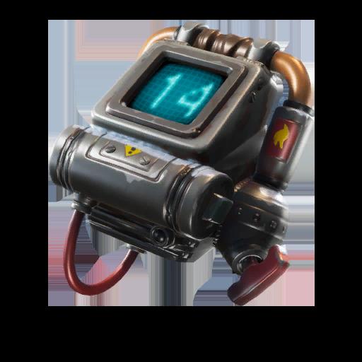 Fortnite E.L.I.M. Backpack Skin