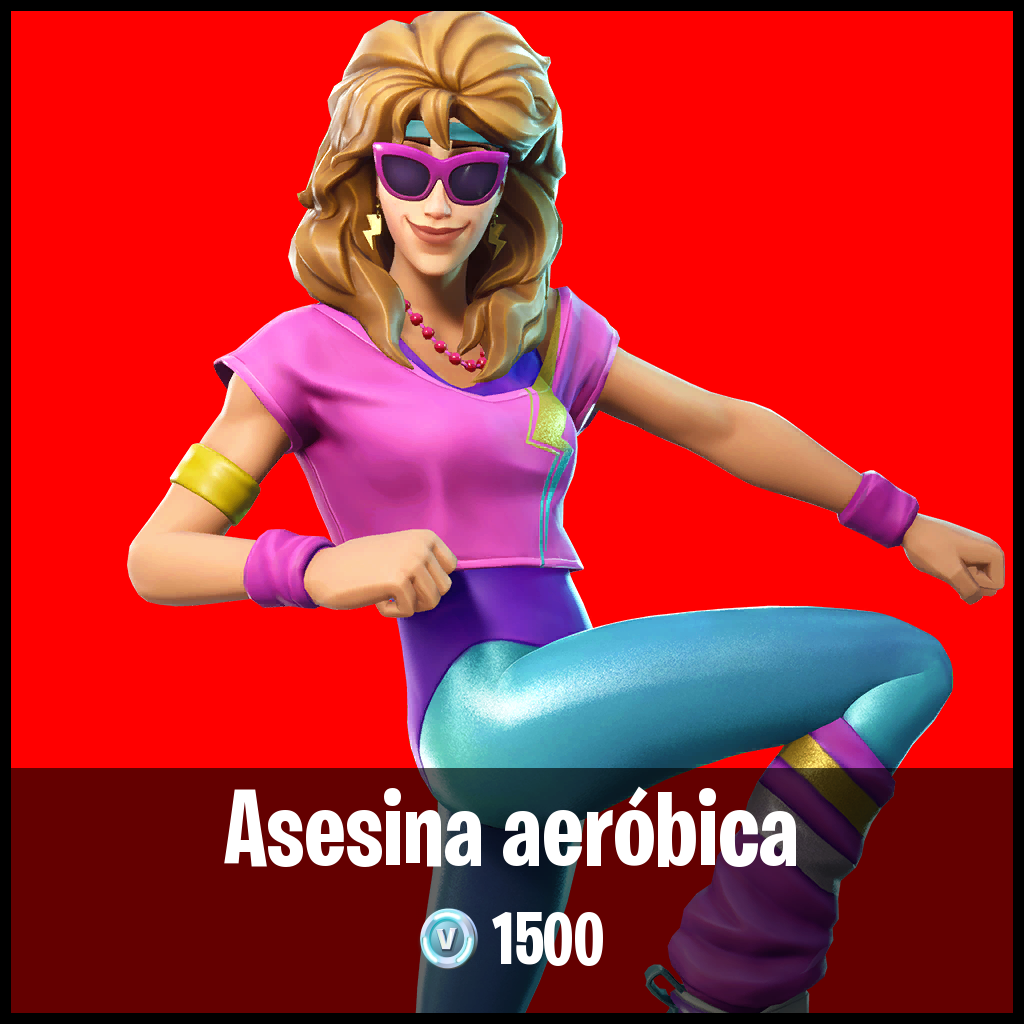Asesina aeróbica