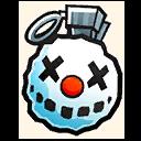 Fortnite Snowblaster emoji