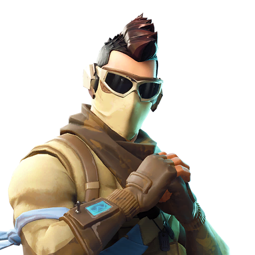 Fortnite Armadillo outfit