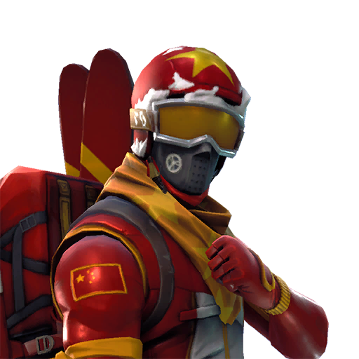 Fortnite Alpine Ace (CHN) outfit