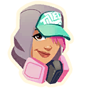 Fortnite Teknique emoji
