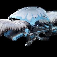 Frozen Feathers
