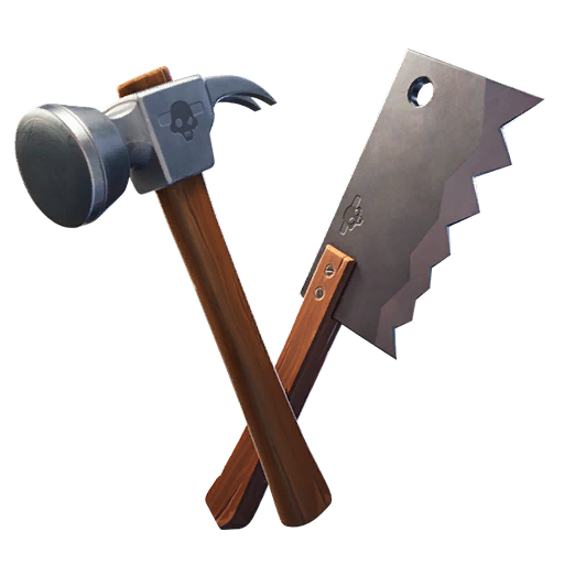 Fortnite Hack & Smash pickaxe