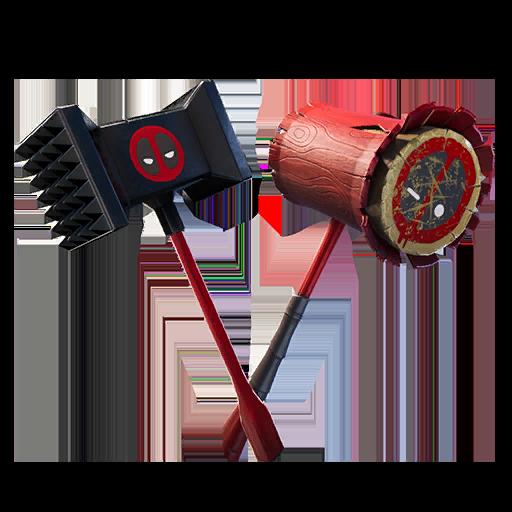Fortnite Meaty Mallets pickaxe