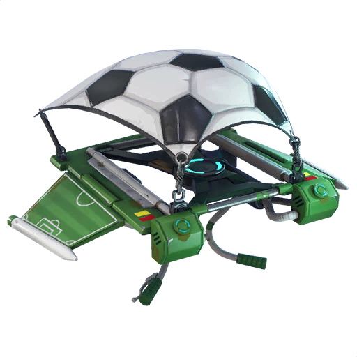 Fortnite Goalbound glider