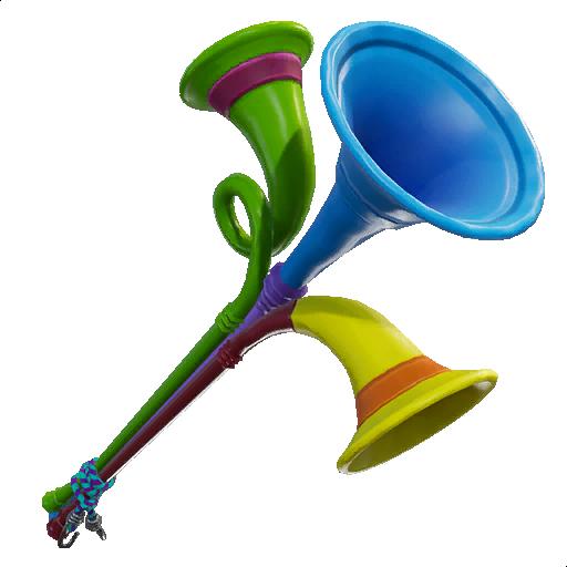 Fortnite Vuvuzela pickaxe