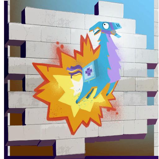 Fortnite Kab-llama! spray