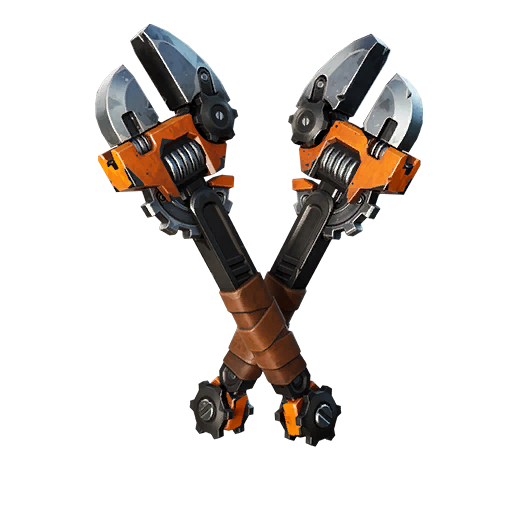 Fortnite Wrenchers pickaxe