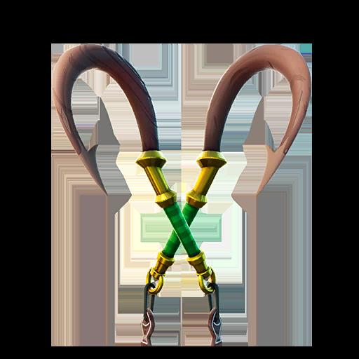 Fortnite Holiday Hook pickaxe