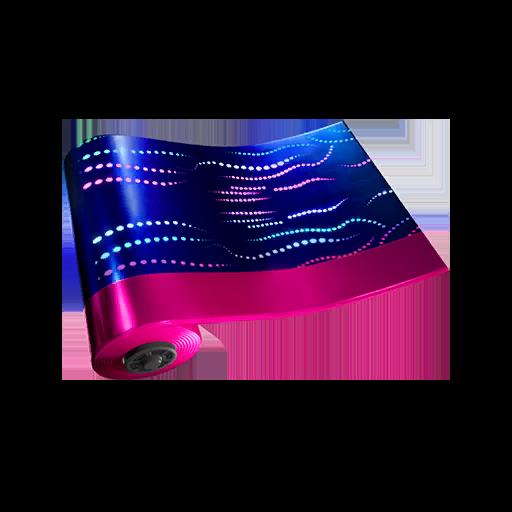Fortnite Salty Glow wrap