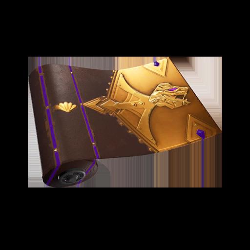 Fortnite Lion's Roar wrap