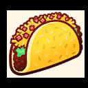 Fortnite Taco! emoji