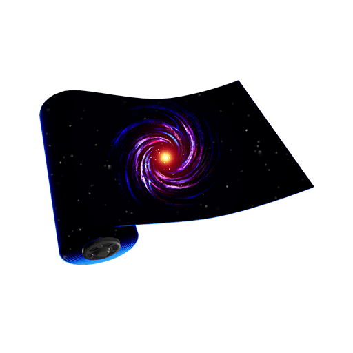 Fortnite Galactic Spiral wrap