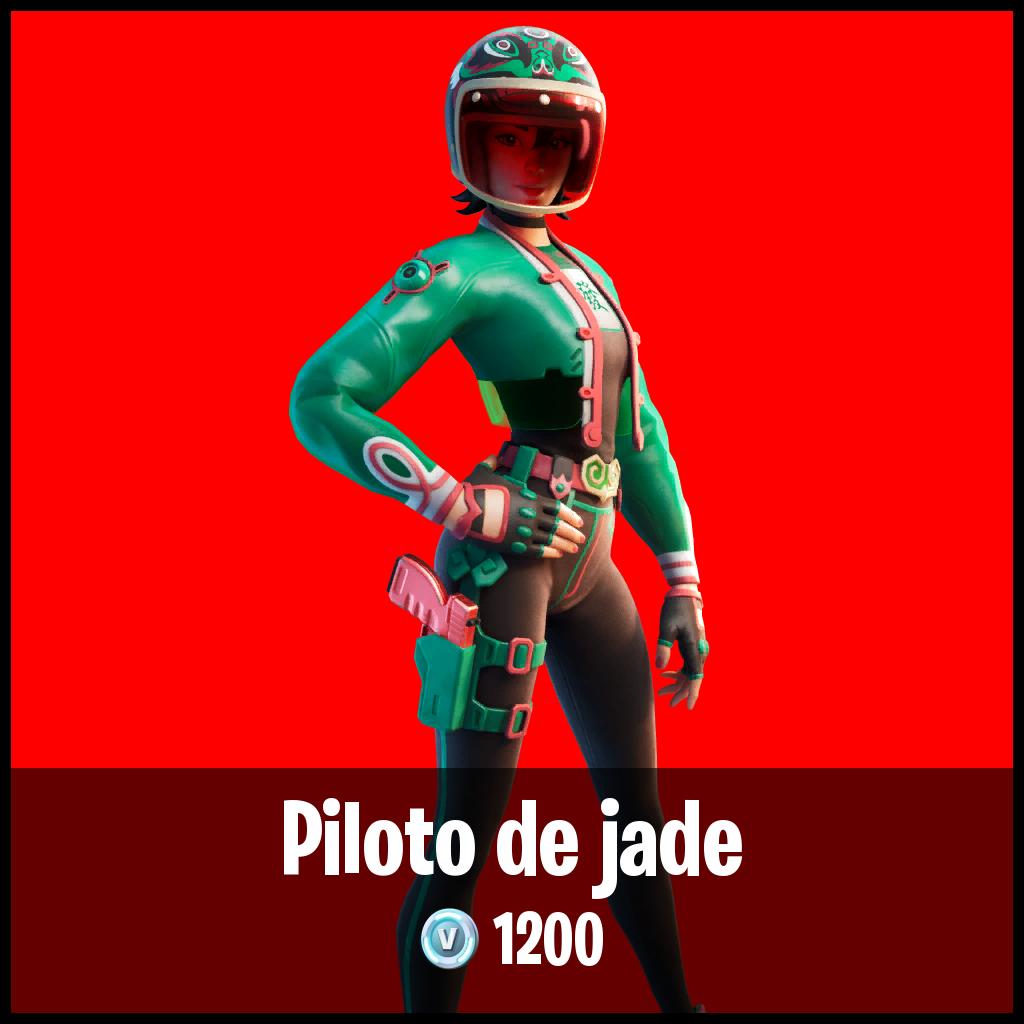 Piloto de jade