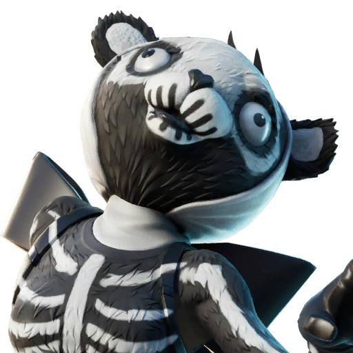 Fortnite Skull Squad Leader outfit