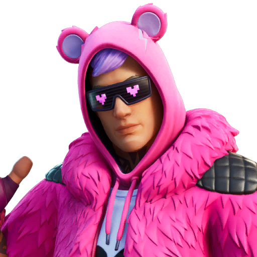 Fortnite Cuddle King outfit