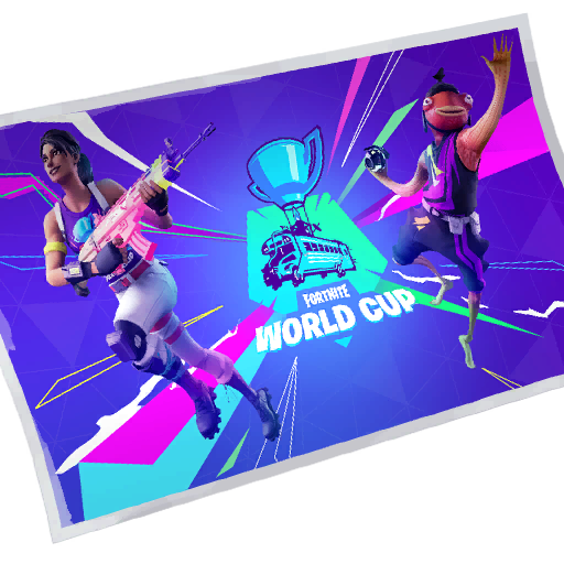 Fortnite Quest for the Cup loadingscreen