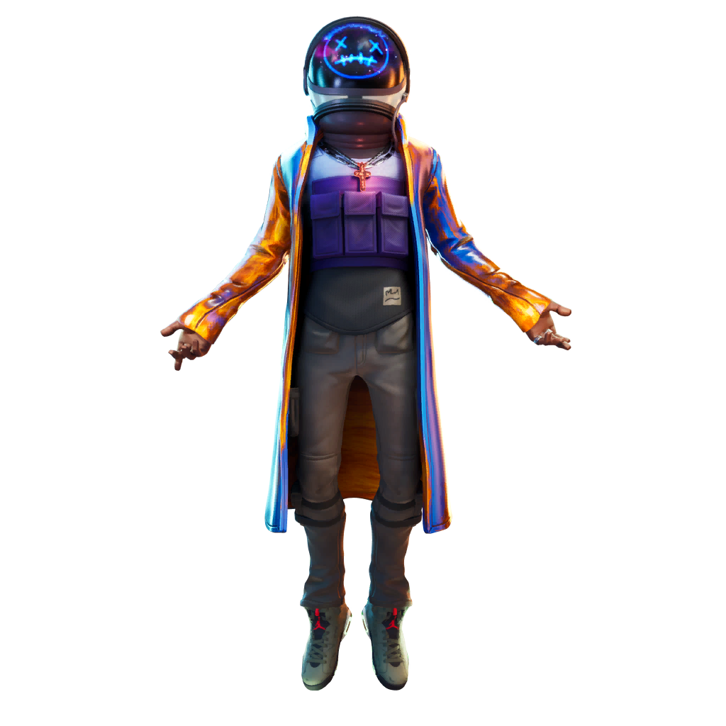 Fortnite Astro Jack Outfit Skin
