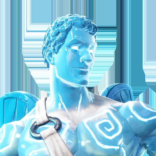 Fortnite Frozen Love Ranger outfit
