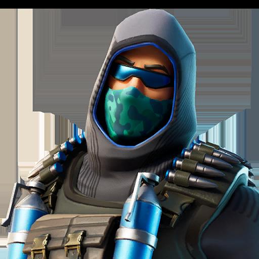Fortnite Depth Dealer outfit