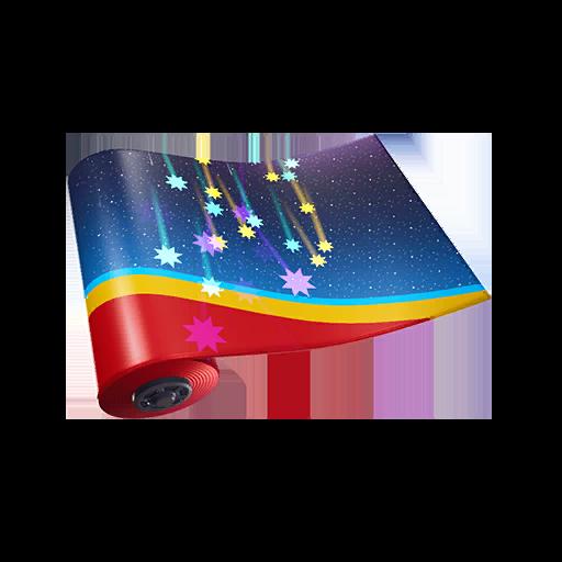 Fortnite Happy Stars wrap