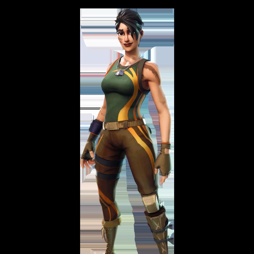 Jungle Scout Fortnite Skin
