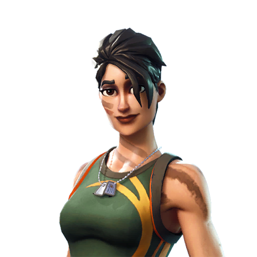 Fortnite Jungle Scout outfit