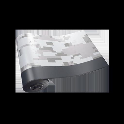 Fortnite Digital Grayscale wrap