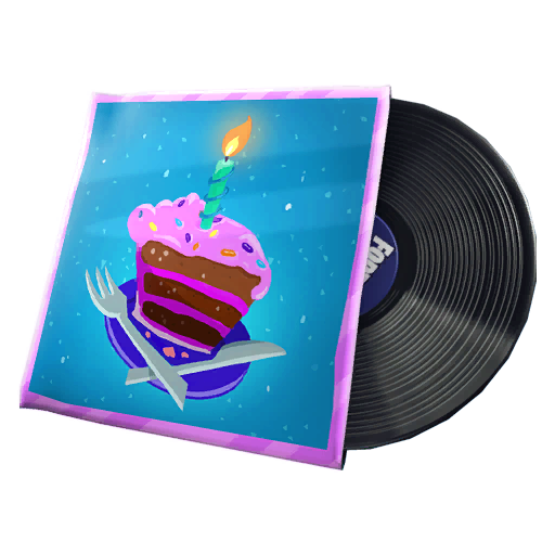 Fortnite B-Day Beats music