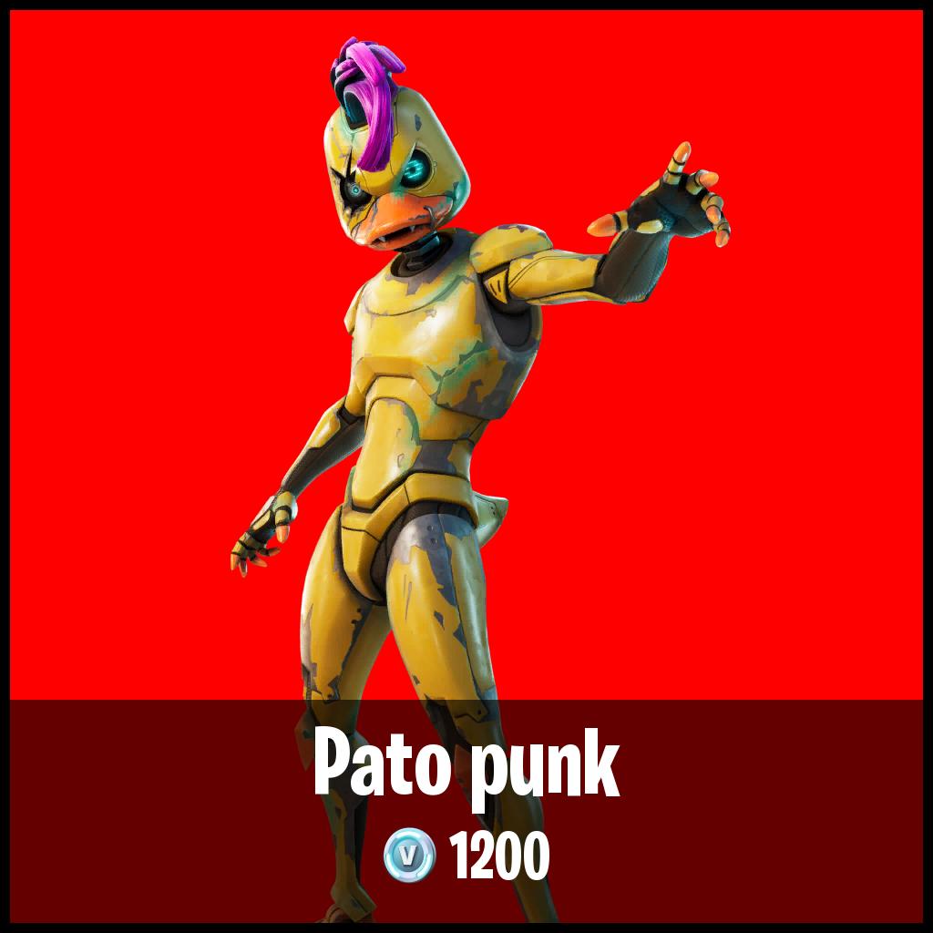 Pato punk
