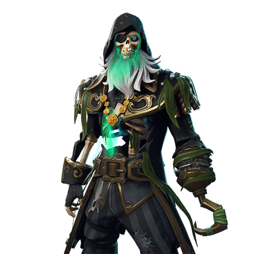 Fortnite Blackheart (Stage 5) Outfit Skin