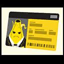 Fortnite Banana Badge emoji