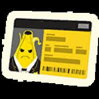Banana Badge