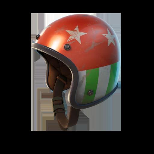 Janky's Stunt Helmet
