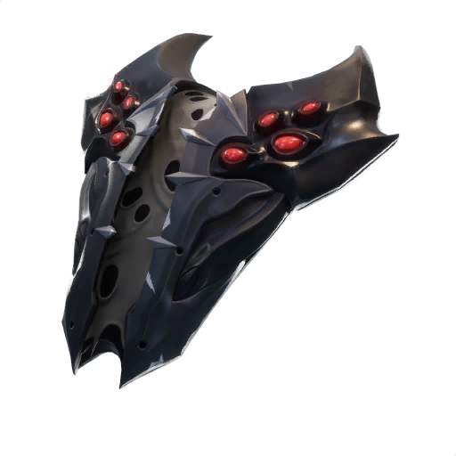 Fortnite Spider Shield Backpack Skin