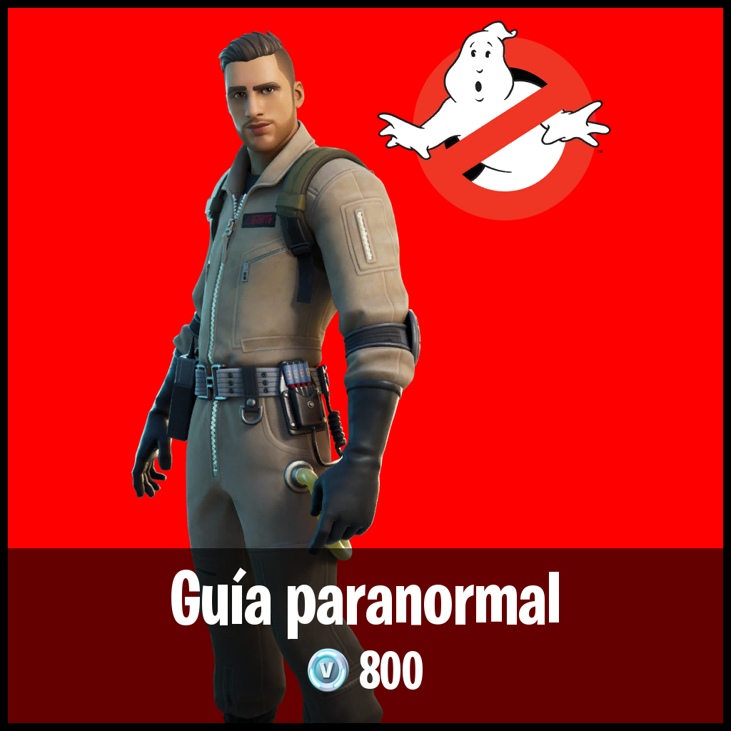 Guía paranormal