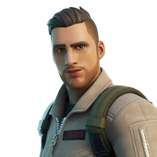 Fortnite Paranormal Guide outfit