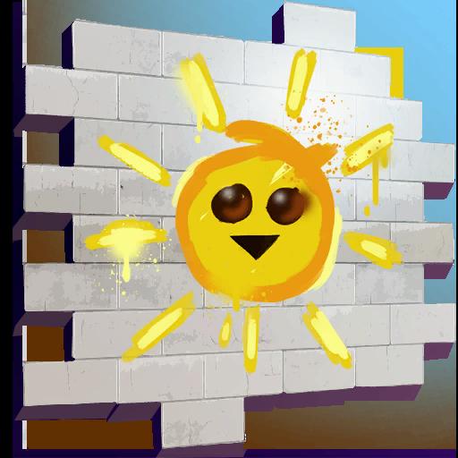 Fortnite Sunny spray