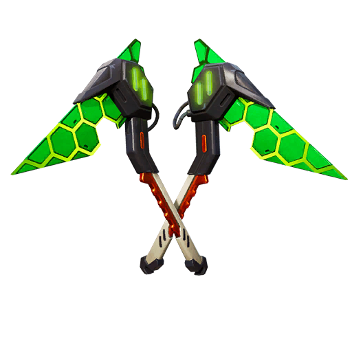 Fortnite Vizion Strikers pickaxe