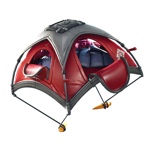 Fortnite Camp Cruiser glider