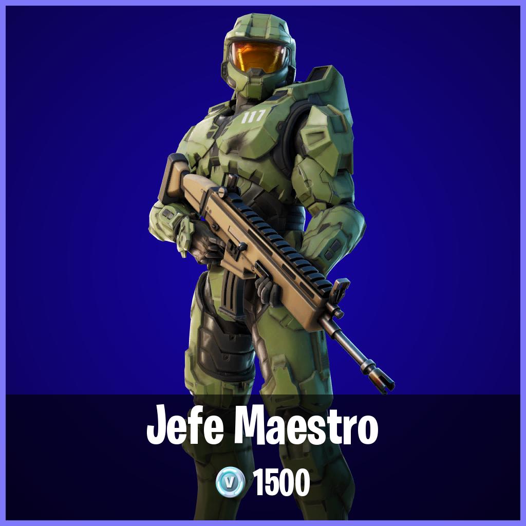Jefe Maestro