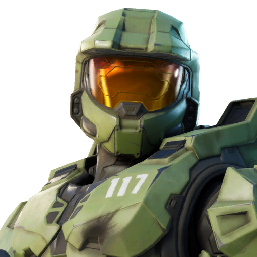 Fortnite Master Chief outfit