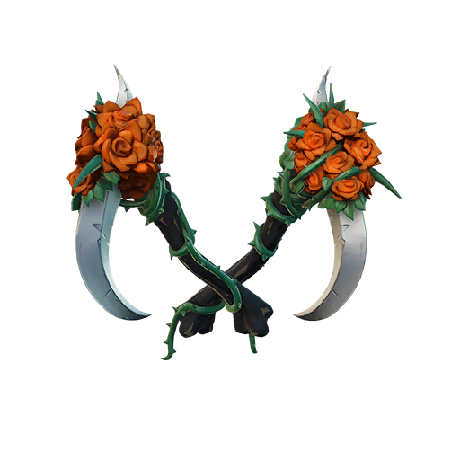 Fortnite Blooming Doom pickaxe