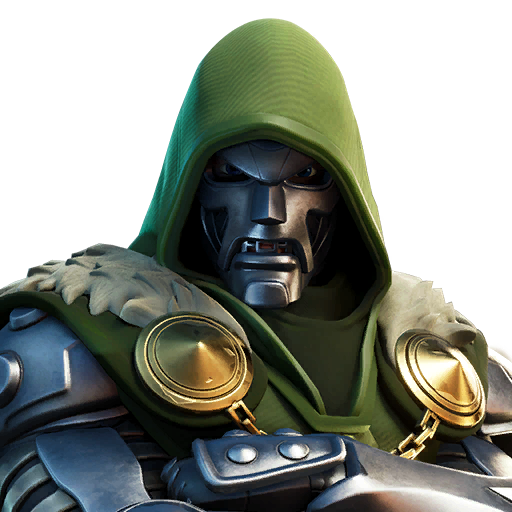 Fortnite Doctor Doom outfit