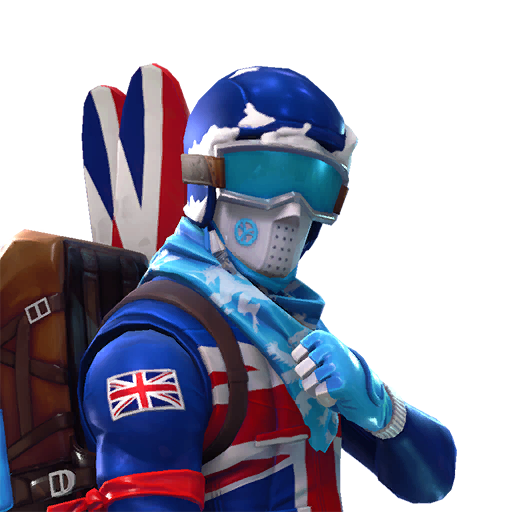 Fortnite Alpine Ace (GBR) outfit