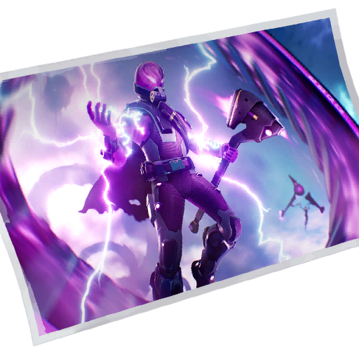Fortnite Raging Storm loadingscreen