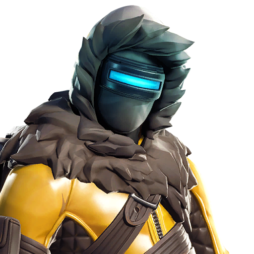 Fortnite Zenith outfit